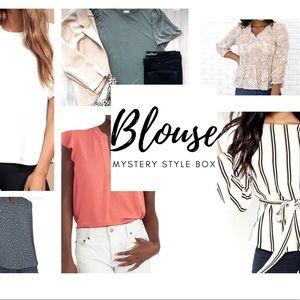 Mystery Box Blouse Workwear Style Bundle